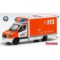 """MB Sprinter '18 ambulance Fahrtec RTW """"Telenotarzt Aachen"""""""