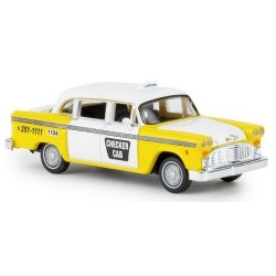 "Checker Cab ""Atlanta 1104"""