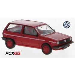 VW Polo II version coach beige (1985) - Gamme PCX87