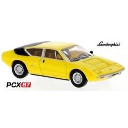 Lamborghini Urraco jaune (1973) - Gamme PCX87