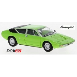 Lamborghini Urraco vert pomme (1973) - Gamme PCX87