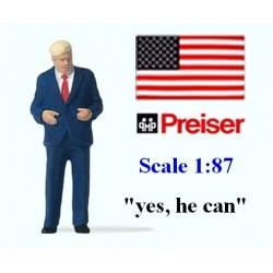 David John Trump (45ème Président des U.S.A.)