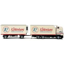 """MAN F2000 commander camion + rqe frigo """"Rotterdam"""""""