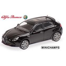 Alfa Romeo Gulietta Veloce (2017 ) noir
