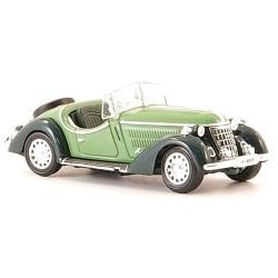 Wanderer W25K roadster (1936) vert foncé ét vert clair