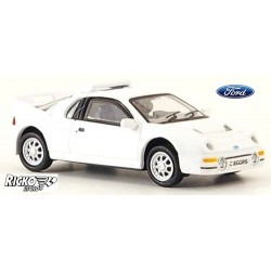 Ford RS 200, coupé (1986) blanc