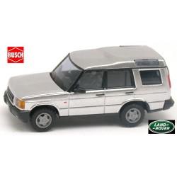 Land Rover Discovery II (1999) gris métallisé