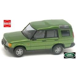 Land Rover Discovery II (1999) vert métallisé