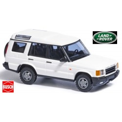 Land Rover Discovery II (1999) blanc