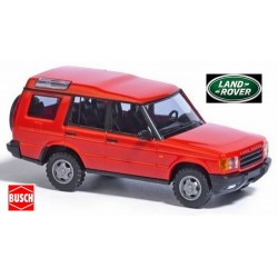 Land Rover Discovery II (1999) rouge