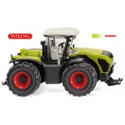Tracteur agricole Claas Xerion 4500 4 roues motrices pour travaux lourds
