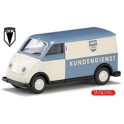 "DKW Type III (1955) fourgonnette ""Dkw Kundendienst"" (SAV)"