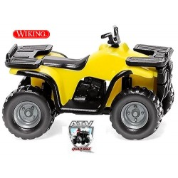 ATV Quad 4x4 jaune (nouvelle couleur)