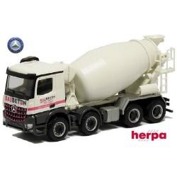"""MB Arocs M camion toupie à béton 8x4 """"Bau Beton"""" (Austria)"""