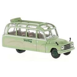 """Hanomag L28 Lohner bus à toit ouvert """"Touring"""""""