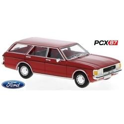 Ford Granada MK I Turnier (1974) rouge - Gamme PCX87