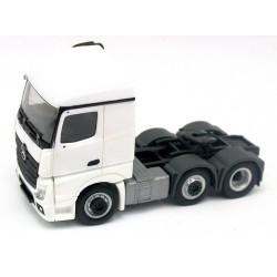 MB Actros Streamspace '18 2.5 Tracteur solo 6x2 blanc