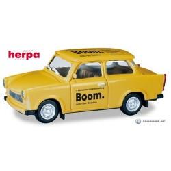 """Trabant 601 S """"Boom / 4. Sächsische Landesausstellung"""""""