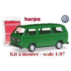 Kit VW T3 minibus vert menthe (à monter)
