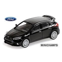 Ford Focus RS 2018 noire métallisée 4 portes