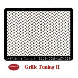Grille Pare-Buffles Tuning II en arcap photo-découpé