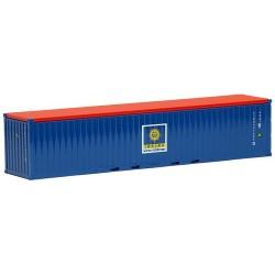 """Container 40' Open Top crénelé  """"Sarjat"""""""