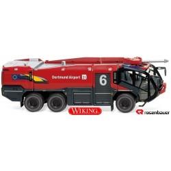 "Camion FLF Panther 6x6 Rosenbauer ""Dortmund Airport"""