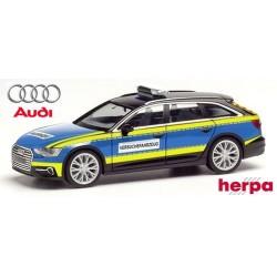 "Audi A6 Avant (C8 - 2018) """"Polizei Versuchsfahrzeug"""