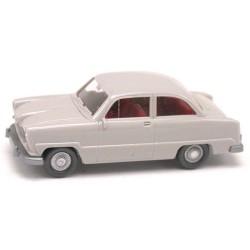 Ford 12M berline (1952) 2 portes gris clair