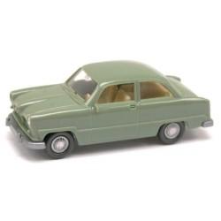 Ford 12M berline (1952) 2 portes vert pâle