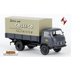 "Borgward B 655 camion bâché (1959) ""Collico - DB"""