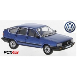 VW Passat (B2 -1980) berline 5 portes bleu métallisé - Gamme PCX87