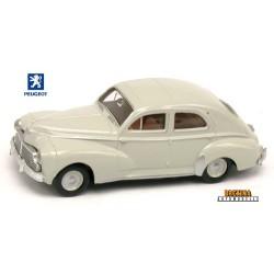 Peugeot 203 berline 1953 gris perle