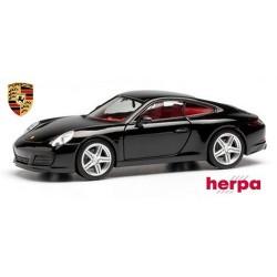 Porsche 911 (991) Carrera 4 coupé noir