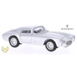 Maserati A6GCS Berlinetta (1953) gris métallisé