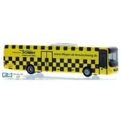 """Man Lion's Intercity autobus """"Schmidt - Wolfenbüttel"""""""