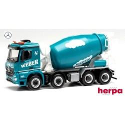 """MB Arocs M camion toupie à béton """"Weber"""" (Austria)"""