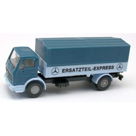 """MB NG 1617 camion bâché """"Ersatzteil-Express"""""""