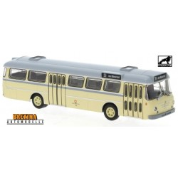 "Büssing Senator 12 D (1963) autobus ""Stadtwerke Francfort"""