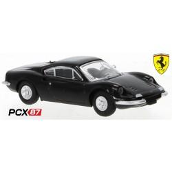 Ferrari Dino 246 GT (1969) noire - Gamme PCX87
