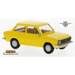 Daf 66 berline 2 portes jaune (1975)