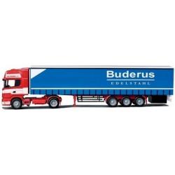 Scania 4er TL + semi-rqe tautliner Buderus Edelstahl