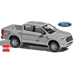 Ford Ranger III (2017) pick-up cabine double gris métallisé