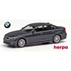 BMW 3er berline (G20 - 2019) gris minéral métallisé