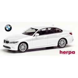 BMW 3er berline (G20 - 2019) blanc alpin
