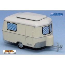 Caravane Eriba beige en version route (1960)