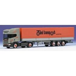 "Scania 4er TL + semi-remorque bâchée ""Zünd Transport"" (CH)"
