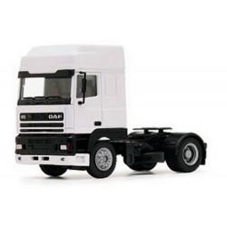 Daf 95 SSC  Tracteur solo blanc