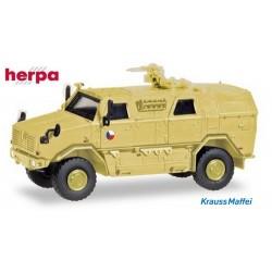 "ATF Dingo 2 avec 2 KMW 1530 ""armée tchèque"""