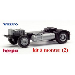 Set de 2 châssis Tracteur 4x2 Volvo avec réservoirs GNL - kit à monter